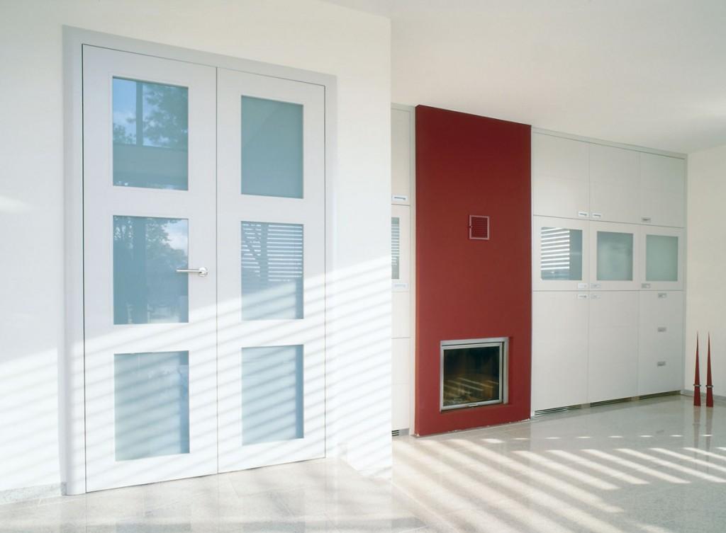 Zweiflügelige innentür  Sprossentüren: elegante Türen mit viel Glas