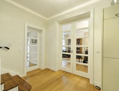 Zimmertüren modern weiß mit glas  Klassische Innentüren