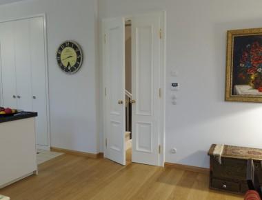 Zeitlos schöne Innentüren für eine Berliner Villa