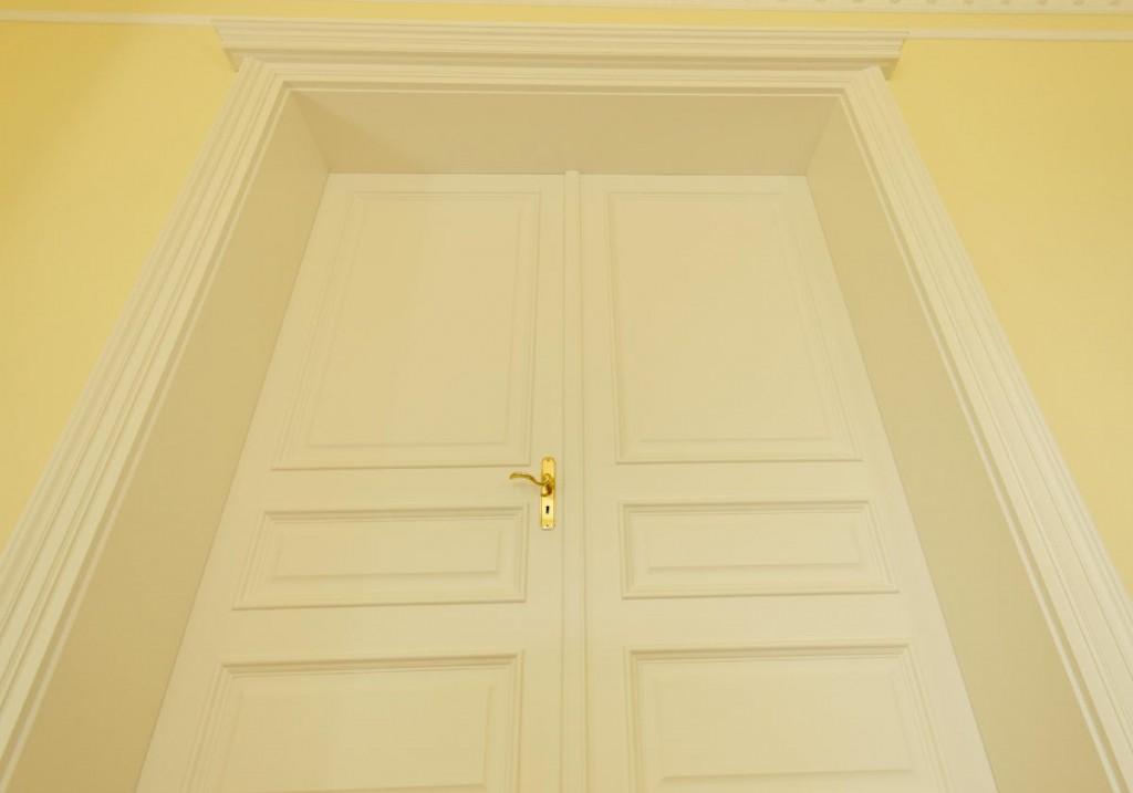 Zweiflügelige innentür  2-flügelige Innentür im Stil der guten alten Zeit