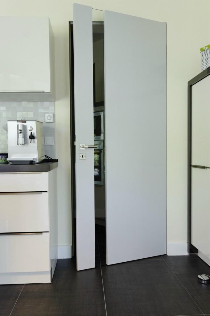 Innentüren glas  Moderne PuroLine Innentüren für ein außergewöhnliches Architektenhaus