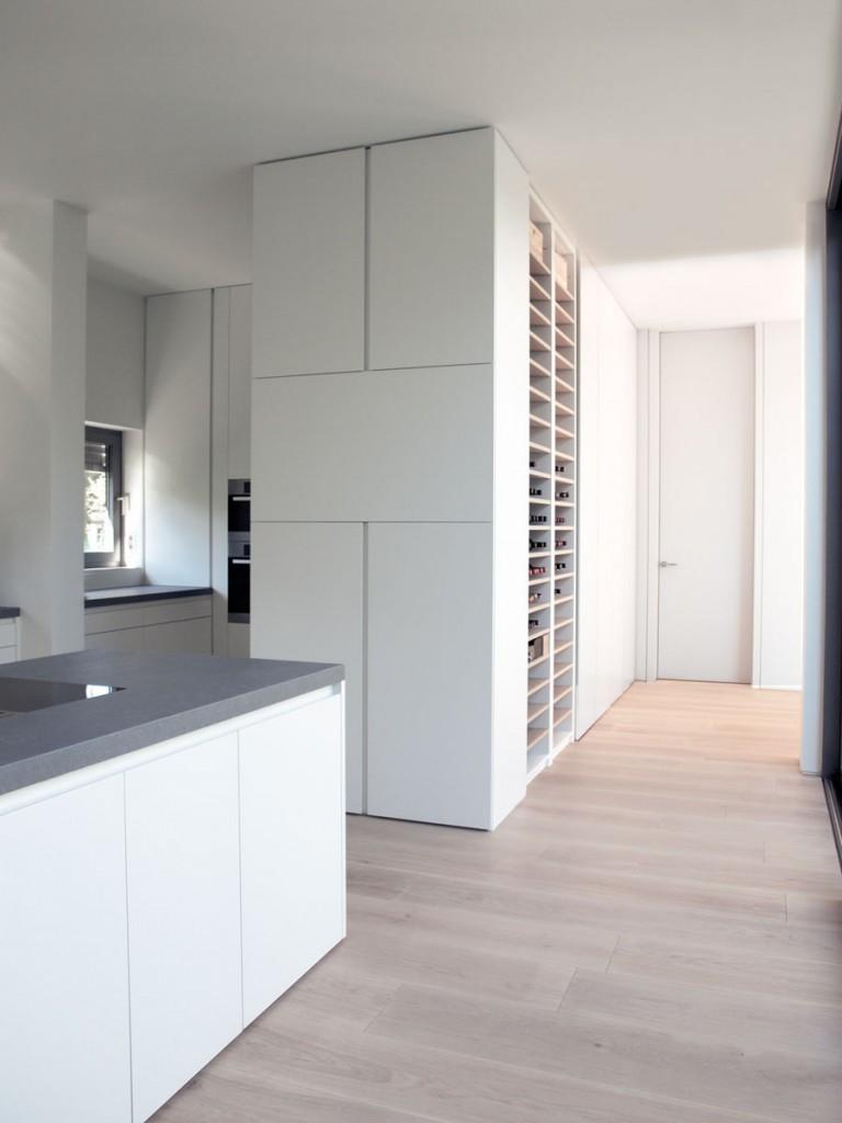 Innentüren mit zarge  Raumhohe oder Wandbündige Innentüren mit modernem Design