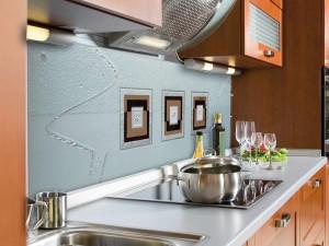 Kepka-Art Küchenspiegel Vertiko-133