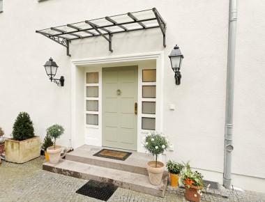 Dreiteilige Haustüranlage für eine Zehlendorfer Villa