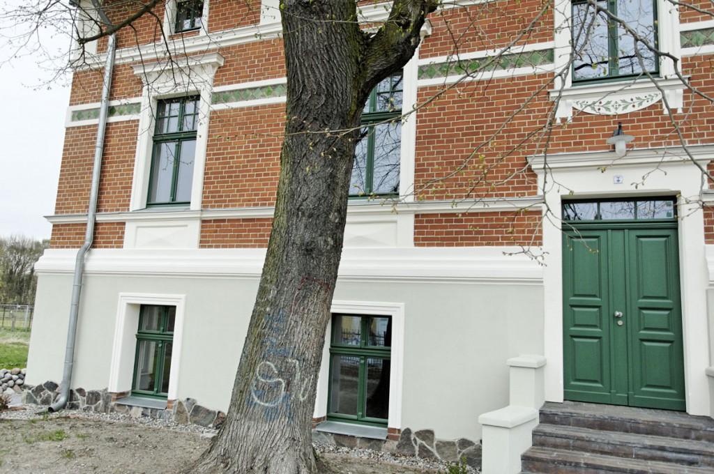 Hervorragend Nostalgische Haustür für einen schmucken Altbau bei Potsdam HS61