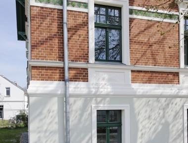 Nostalgische Holzfenster für einen schmucken Altbau bei Potsdam