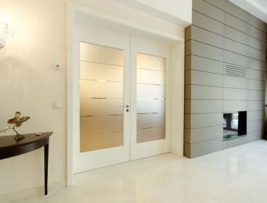 Repräsentative Innentüren für eine Zehlendorfer Villa