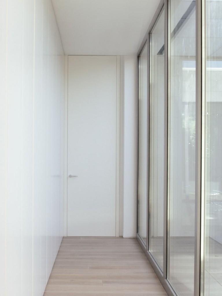 Raumhohe Innentüren raumhohe oder wandbündige innentüren mit modernem design